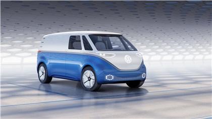 2018 Volkswagen I.D. Buzz Cargo