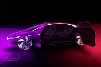 2018 Volkswagen I.D. Vizzion