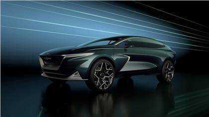 2019 Aston Martin Lagonda All-Terrain