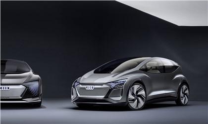 2019 Audi AI:ME