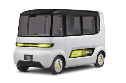 2019 Daihatsu Ico Ico