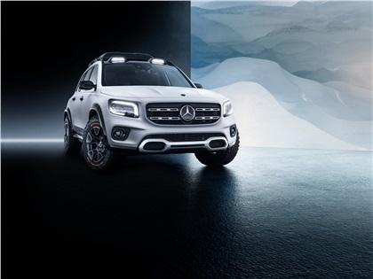 2019 Mercedes-Benz Concept GLB
