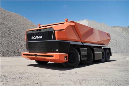 2019 Scania Scania AXL