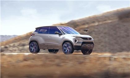 2019 Tata H2X Concept