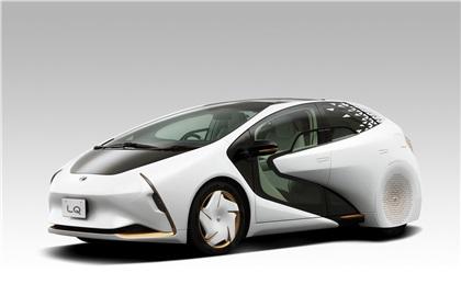 2019 Toyota LQ