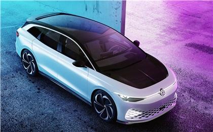 2019 Volkswagen ID. Space Vizzion