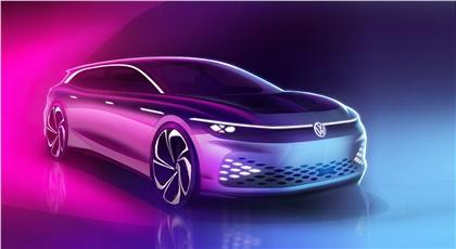 2019 Volkswagen ID. Space Vizzion Concept