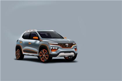 2020 Dacia Spring Electric