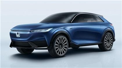 2020 Honda SUV e:concept