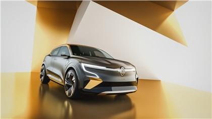 2020 Renault Megane eVision