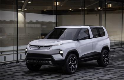 2020 Tata Sierra EV
