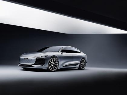 2021 Audi A6 e-tron