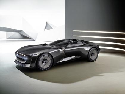 2021 Audi Skysphere
