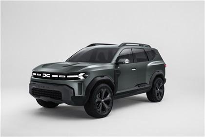 2020 Dacia Bigster