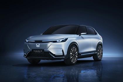 2021 Honda SUV e:prototype