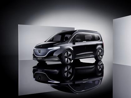 2021 Mercedes-Benz EQT