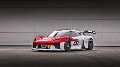 2021 Porsche Mission R