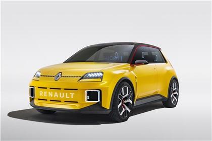 2020 Renault 5 Prototype