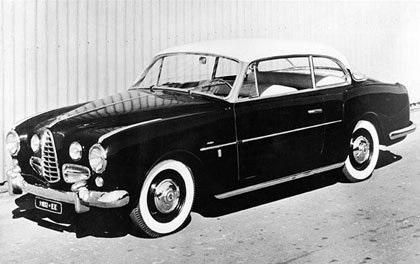1952 Volvo Elizabeth I (Vignale)