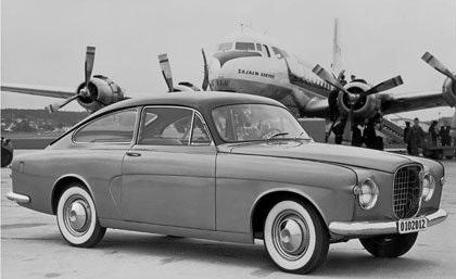 1953 Volvo Margarete Rose