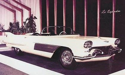 Cadillac La Espada, 1954