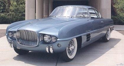 1954 Dodge Firearrow III (Ghia)