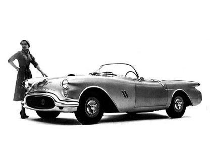 1954 Oldsmobile F-88