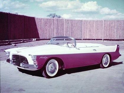 1955 Chrysler Flight Sweep I (Ghia)