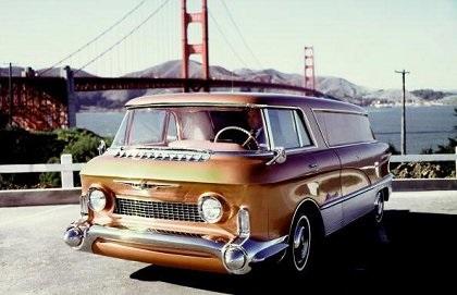 1955 Gmc L Universelle Truck Concepts