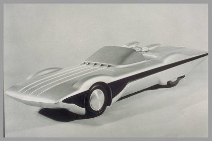 1958 Ford De Paolo