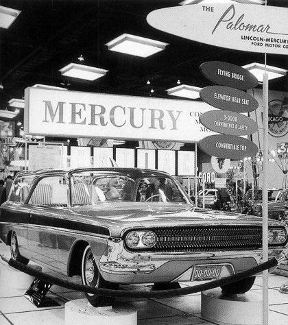 1962 Mercury Palomar