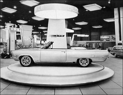 1963 Oldsmobile J-TR