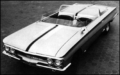 1962 Oldsmobile X-215