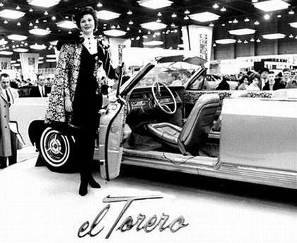1963 Oldsmobile El Torero