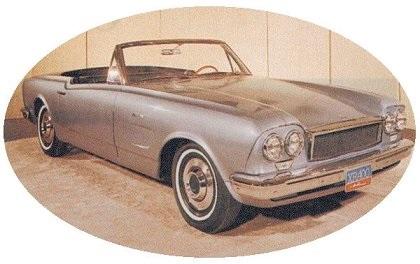 1962 Rambler (Budd) XR-400