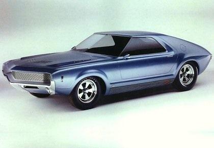 1966 American Motors AMX