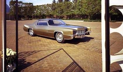 1966 Cadillac XP-825 Eldorado
