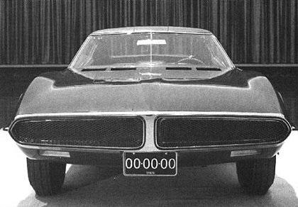 1966 Pontiac Banshee XP-798