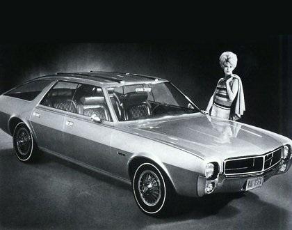 1967 American Motors AMX-III