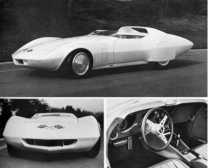 1968 Chevrolet AstroVette