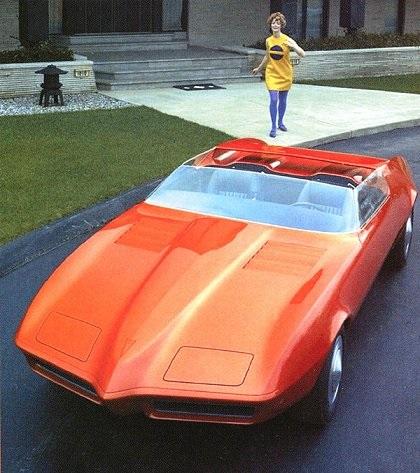 1968 Pontiac Banshee II