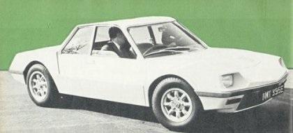 1968 Rover Alvis BS