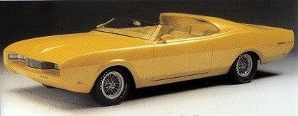 1969 Mercury Cyclone Super Spoiler