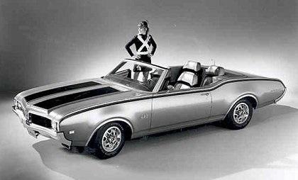1969 Oldsmobile 442 Apollo