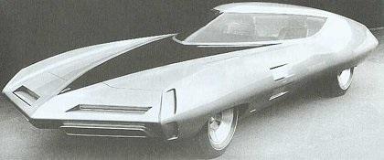 1969 Pontiac Cirrus