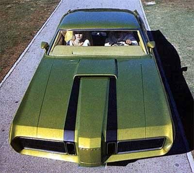 1970 Mercury El Gato