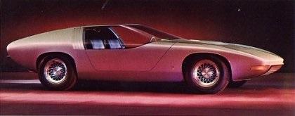 1969 Opel CD