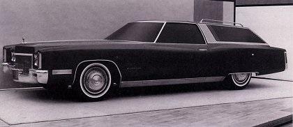 Cadillac Eldorado Wagon, 1971