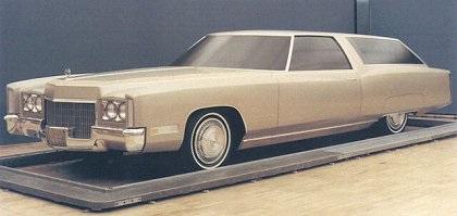 1971 Cadillac Eldorado Wagon