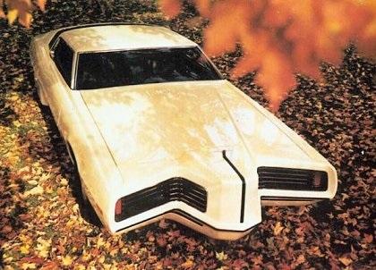 1971 Ford Tridon
